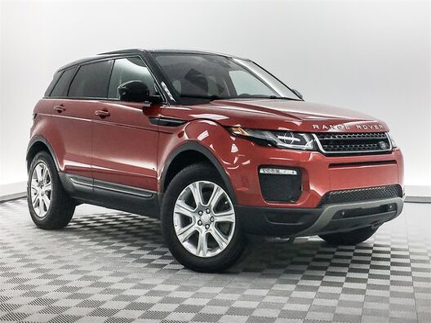 2017 Land Rover Range Rover Evoque SE Premium Hardeeville SC