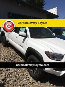 2017 Toyota Tacoma TRD Offroad South Lake Tahoe CA