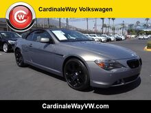 2006 BMW 6 Series 650i Corona CA
