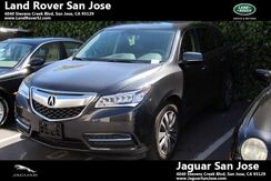 2014 Acura MDX 3.5L Technology Package San Jose CA