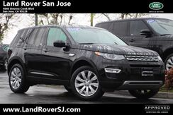 2016 Land Rover Discovery Sport HSE Luxury San Jose CA