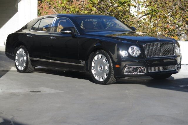 2017 Bentley Mulsanne New Body San Francisco CA