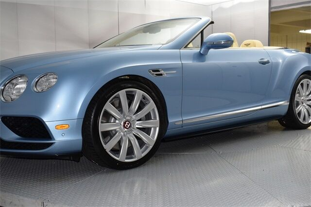 2017 Bentley Continental GTC V8 S San Francisco CA
