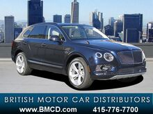 2017 Bentley Bentayga W12 San Francisco CA