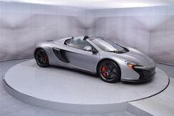 2015 McLaren 650S convertible San Francisco CA