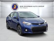 2015 Toyota Corolla S Plus Fort Wayne IN