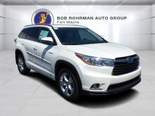 2016 Toyota Highlander Hybrid Limited Fort Wayne IN