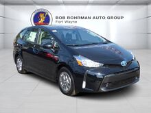 2017_Toyota_Prius v_Four_ Fort Wayne IN