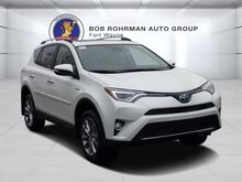 2017 Toyota RAV4 Hybrid Limited Fort Wayne IN
