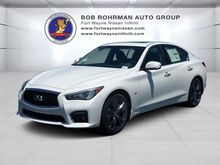 2016 INFINITI Q50 PREMIUM PLUS Fort Wayne IN