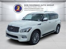 2016 INFINITI QX80 Deluxe Technology Fort Wayne IN