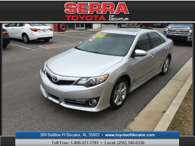 2014 toyota camry hybrid se limited edition decatur al 17472623. Black Bedroom Furniture Sets. Home Design Ideas