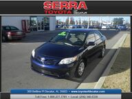 2011 Toyota Corolla  Decatur AL